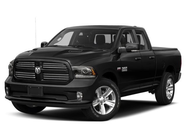 Used 2018 RAM Ram 1500 Pickup Sport with VIN 1C6RR7HT1JS246346 for sale in Maplewood, Minnesota
