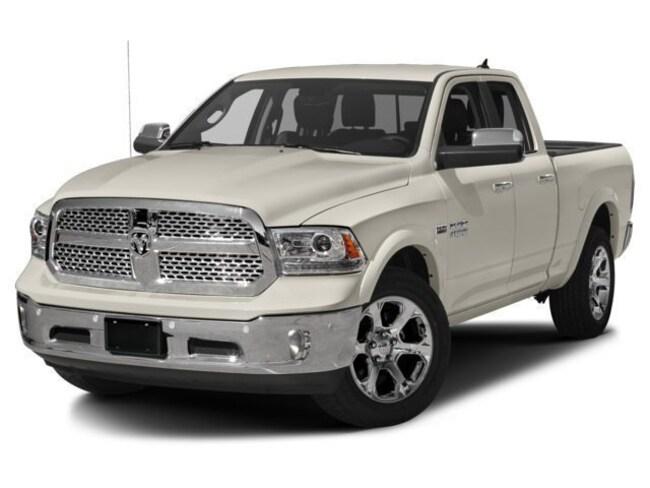 New 2018 Ram 1500 LARAMIE QUAD CAB 4X4 6'4 BOX Quad Cab Harrisburg, IL
