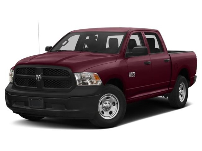 New 2018 Ram 1500 TRADESMAN CREW CAB 4X2 5'7 BOX Crew Cab For Sale in Atlus, OK
