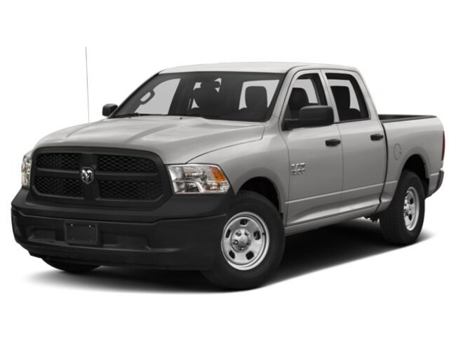 New 2018 Ram 1500 TRADESMAN CREW CAB 4X2 5'7 BOX Crew Cab in Perry, GA