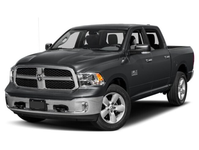 New 2018 Ram 1500 Lone Star Silver Truck Crew Cab for sale in Alto, TX at Pearman Motor Company
