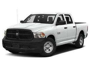 2018 Ram 1500 TRADESMAN CREW CAB 4X4 5'7 BOX