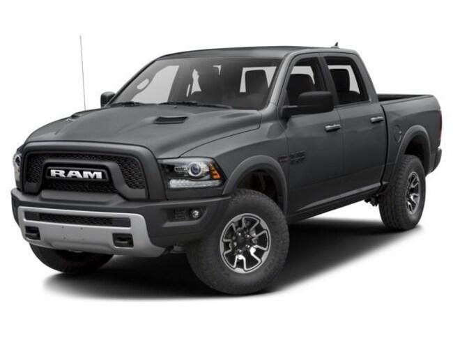 2018 Ram 1500 Rebel Truck Crew Cab