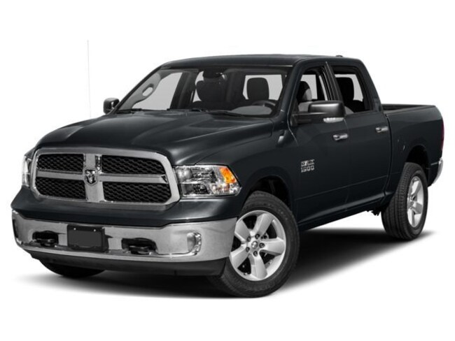 new 2018 Ram 1500 BIG HORN CREW CAB 4X4 5'7 BOX Crew Cab in Staten Island