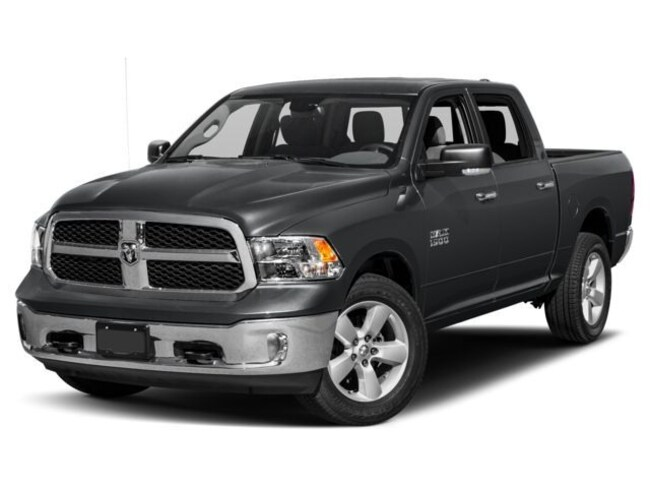 New 2018 Ram 1500 Lone Star Silver Truck Crew Cab For Sale Bonham, TX