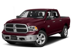 New 2018 Ram 1500 Big Horn Truck Crew Cab 3674 for sale in Cooperstown, ND at V-W Motors, Inc.
