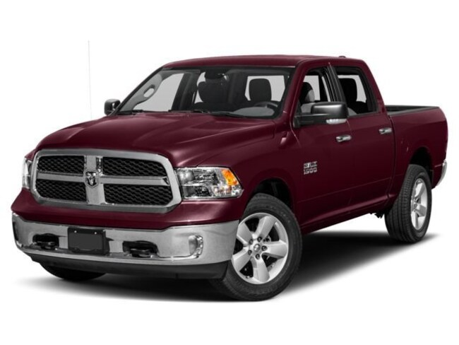 New 2018 Ram 1500 BIG HORN CREW CAB 4X4 5'7 BOX Crew Cab in Bridgton, ME