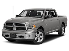 Used 2018 Ram 1500 SLT Truck Crew Cab in Fort Stockton, TX