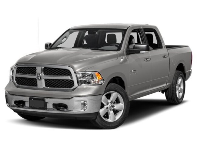 New 2018 Ram 1500 BIG HORN CREW CAB 4X4 5'7 BOX Crew Cab Long Island