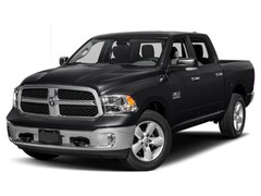 Used 2018 Ram 1500 Big Horn Truck Crew Cab for sale in Mt Pleasant, MI