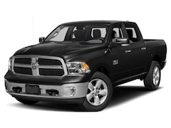 New 2018 Ram 1500 BIG HORN CREW CAB 4X4 5'7 BOX Crew Cab in Slatington