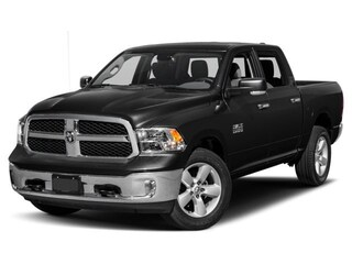 New 2018 Ram 1500 Big Horn Truck Crew Cab 1C6RR7LT8JS113123 for sale in Falmouth, Cape Cod, MA