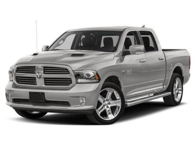 New 2018 Ram 1500 Night Truck Crew Cab For sale in Southold, NY