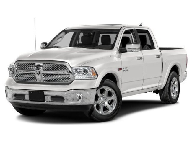 New 2018 Ram 1500 Laramie Truck Crew Cab for sale near Farmington NM