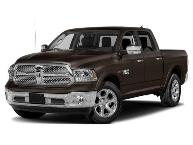 New 2018 Ram 1500 Laramie Truck Crew Cab Jasper, TX