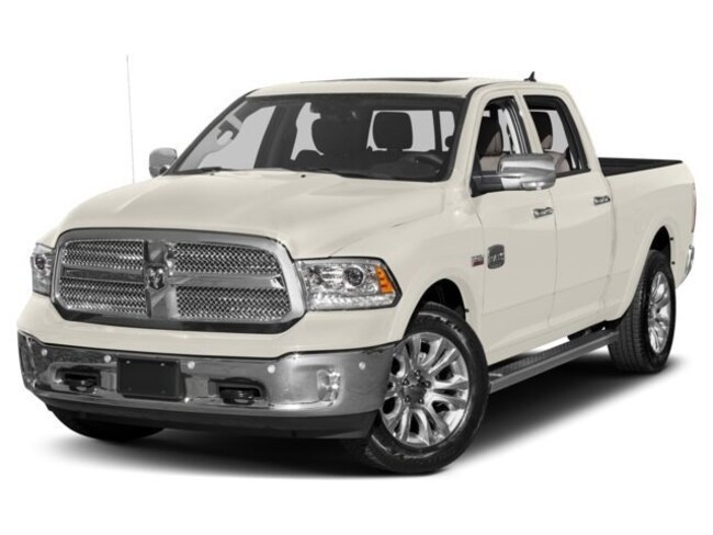 New 2018 Ram 1500 Longhorn Truck Crew Cab in Conway, SC