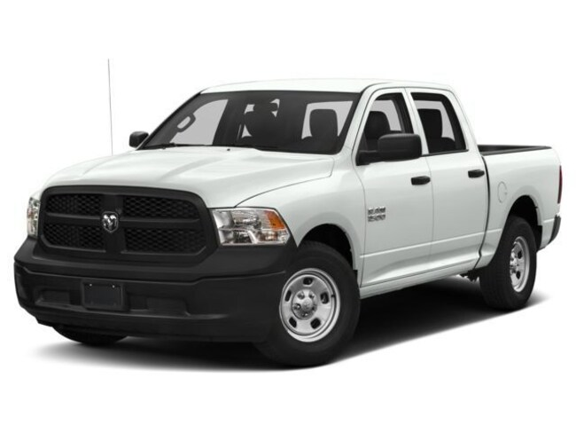 New 2018 Ram 1500 Tradesman Crew Cab Albuquerque, NM