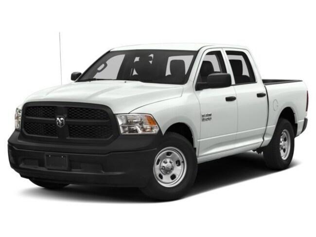 New 2018 Ram 1500 Tradesman Truck Crew Cab Albuquerque, NM