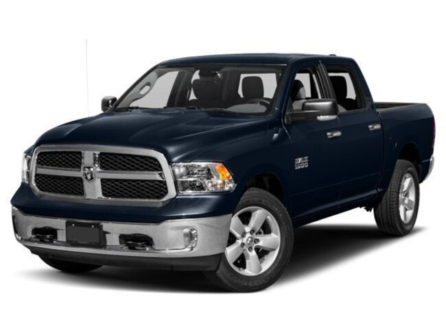 New 2018 Ram 1500 SLT Truck Crew Cab for sale in Honesdale at B & B Chrysler Dodge Jeep Ram