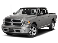 New 2018 Ram 1500 Big Horn Truck Crew Cab 3676 for sale in Cooperstown, ND at V-W Motors, Inc.