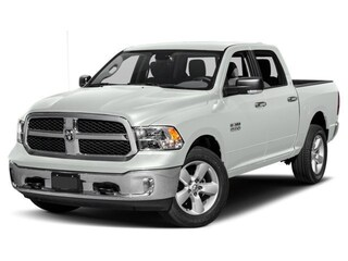 New 2018 Ram 1500 Big Horn Truck Crew Cab R33090 in Woodhaven, MI