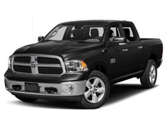 New 2018 Ram 1500 BIG HORN CREW CAB 4X4 6'4 BOX Crew Cab for Sale in Rochester, NH, at Poulin Chrysler Dodge Jeep Ram