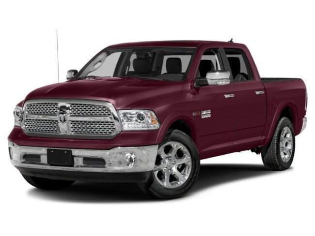 New 2018 Ram 1500 LARAMIE CREW CAB 4X4 6'4 BOX Crew Cab in Sidney, MT