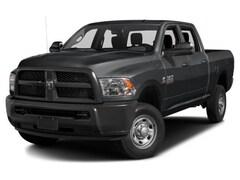 2018 Ram 2500 Tradesman Crew Cab 4x2 Long Box Truck Crew Cab