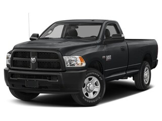 New 2018 Ram 2500 TRADESMAN REGULAR CAB 4X4 8' BOX Regular Cab D181285 in Brunswick, OH