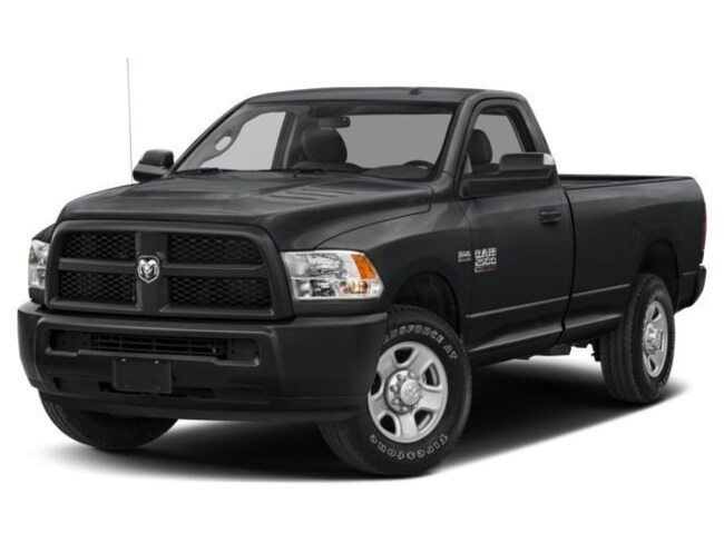 New 2018 Ram 2500 TRADESMAN REGULAR CAB 4X4 8' BOX Regular Cab for sale in Alto, TX at Pearman Motor Company