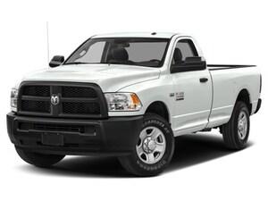 2018 Ram 2500 TRADESMAN REGULAR CAB 4X4 8' BOX