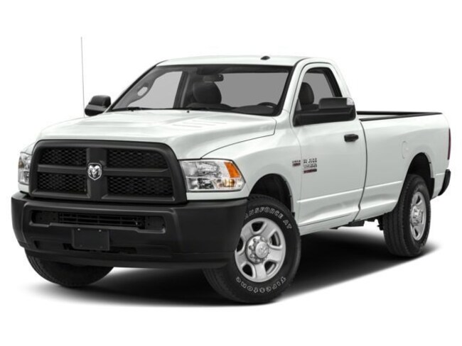New 2018 Ram 2500 TRADESMAN REGULAR CAB 4X4 8' BOX Regular Cab Long Island