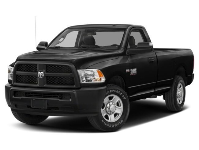 2018 Ram 2500 TRADESMAN REGULAR CAB 4X4 8' BOX Regular Cab