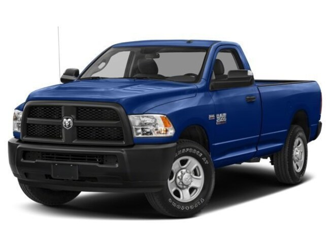 New 2018 Ram 2500 SLT REGULAR CAB 4X4 8' BOX Regular Cab in Stroudsburg, PA