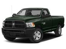 2018 Ram 2500 SLT REGULAR CAB 4X4 8' BOX Regular Cab