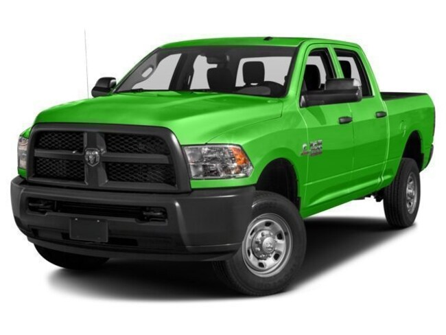 New 2018 Ram 2500 TRADESMAN CREW CAB 4X4 6'4 BOX Crew Cab in Martinsburg