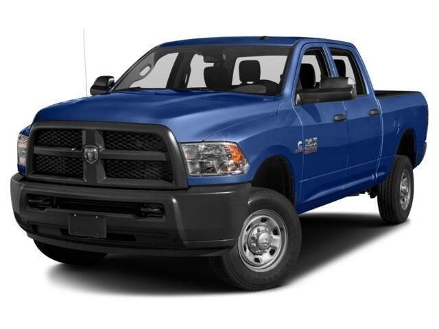 New 2018 Ram 2500 Tradesman Truck Crew Cab For Sale Bonham, TX