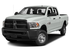 New 2018 Ram 2500 TRADESMAN CREW CAB 4X4 6'4 BOX Crew Cab for sale near Oneonta, NY