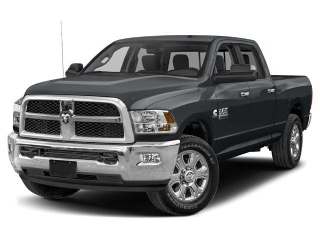 New 2018 Ram 2500 BIG HORN CREW CAB 4X4 6'4 BOX Crew Cab in Martinsburg