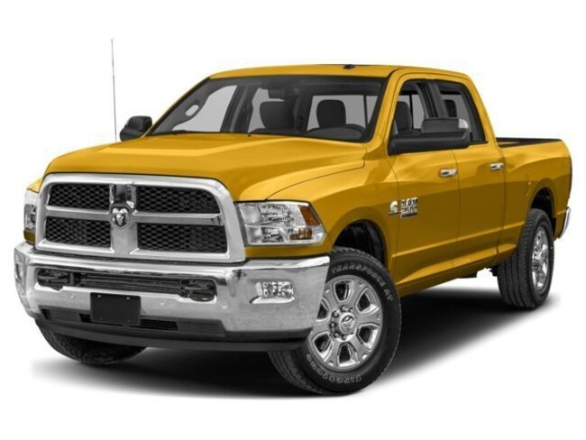 New 2018 Ram 2500 BIG HORN CREW CAB 4X4 6'4 BOX Crew Cab for sale in Knoxville, TN at Jim Cogdill Dodge Chrysler Jeep Ram