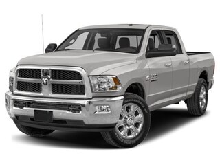New Cars  2018 Ram 2500 SLT Truck Crew Cab For Sale in Mount Carmel