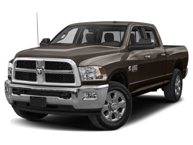 New  2018 Ram 2500 BIG HORN CREW CAB 4X4 6'4 BOX Crew Cab for sale in globe az