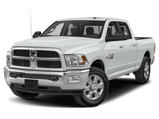 2018 Ram 2500 BIG HORN CREW CAB 4X4 6'4 BOX Crew Cab for sale near Raleigh, NC at Bleecker Chrysler Dodge Jeep RAM