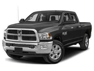 New 2018 Ram 2500 BIG HORN CREW CAB 4X4 6'4 BOX Crew Cab dealer in Fargo ND - inventory
