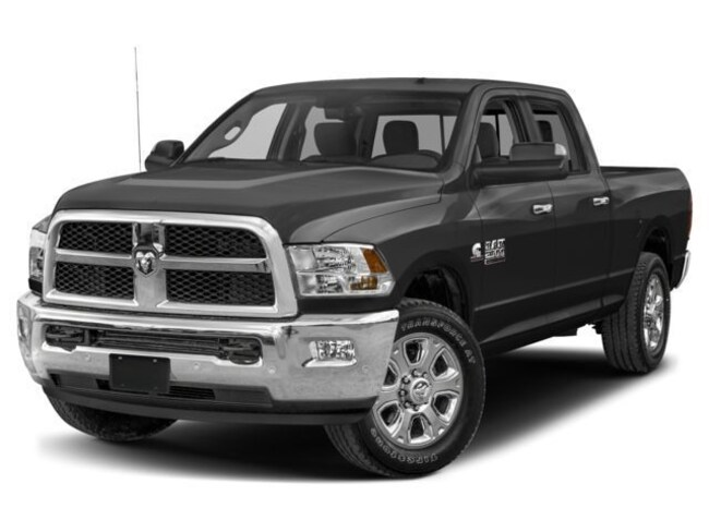 New 2018 Ram 2500 BIG HORN CREW CAB 4X4 6'4 BOX Crew Cab Denver