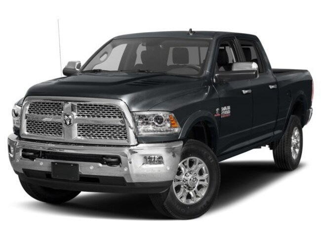New 2018 Ram 2500 LARAMIE CREW CAB 4X4 6'4 BOX Crew Cab for sale in Knoxville, TN at Jim Cogdill Dodge Chrysler Jeep Ram