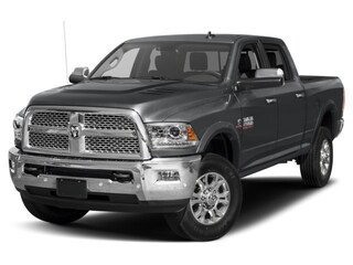 New 2018 Ram 2500 LARAMIE CREW CAB 4X4 6'4 BOX Crew Cab Only @ Finnegan! Call 281-342-9318 to Reserve This One!