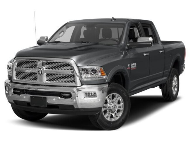 New 2018 Ram 2500 LARAMIE CREW CAB 4X4 6'4 BOX Crew Cab For Sale Sand Creek, WI