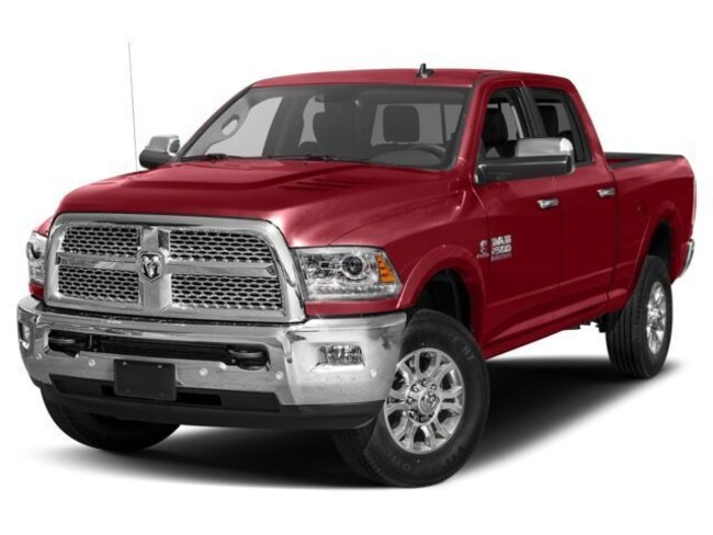 New 2018 Ram 2500 Laramie Truck Crew Cab in Kernersville, Greensboro, Winston-Salem and High Point Area