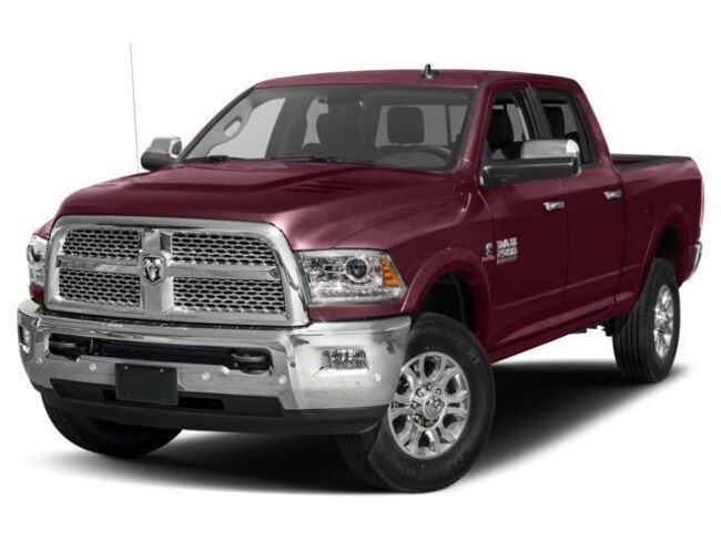 New 2018 Ram 2500 LARAMIE CREW CAB 4X4 6'4 BOX Crew Cab For Sale Marshall, TX